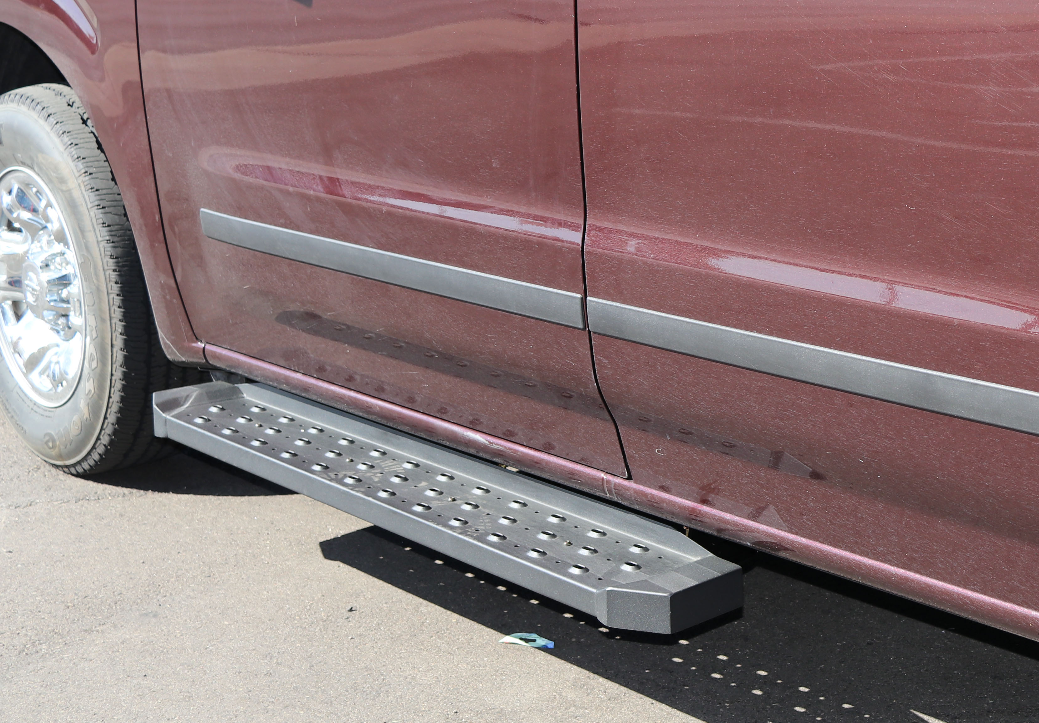 NISSAN VAN RUNNING BOARDS In Tucson Arizona
