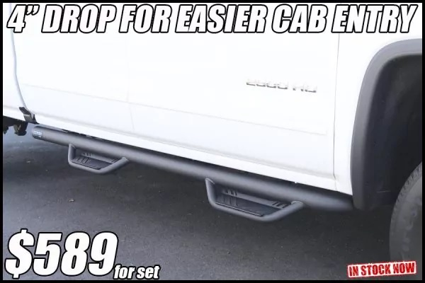 drop down nerf bars running boards truck in tucson arizona
