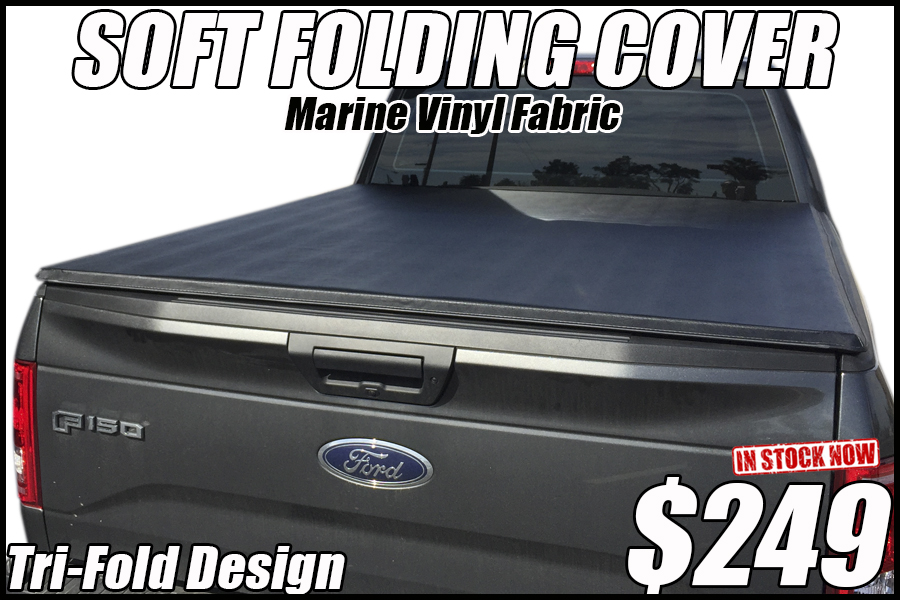 soft folding truck bed cover in tucson arizona