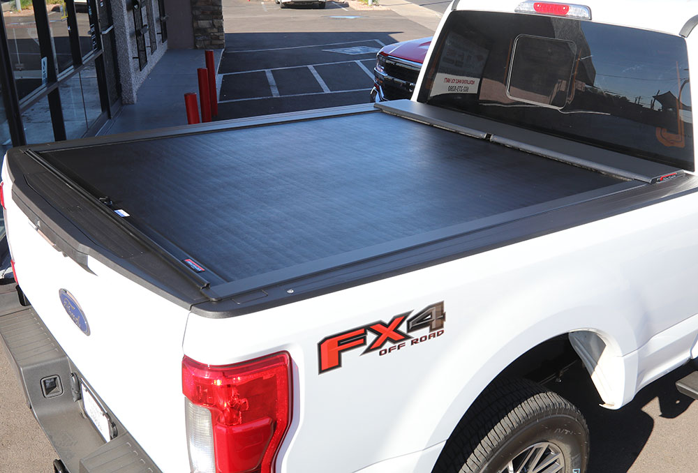 FORD SUPER DUTY ROLL N LOCK Truck Bed Cover In Tucson