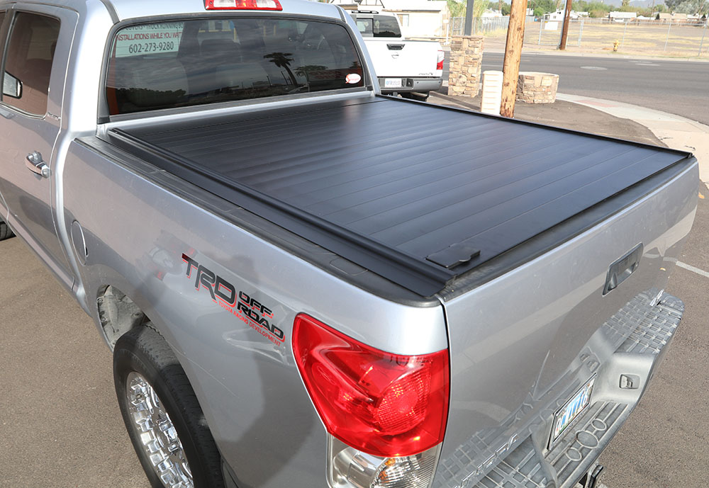 Tundra Bed Cover >> Retraxpro Mx 80841 Toyota Tundra Retractable Pickup Truck Bed Cover