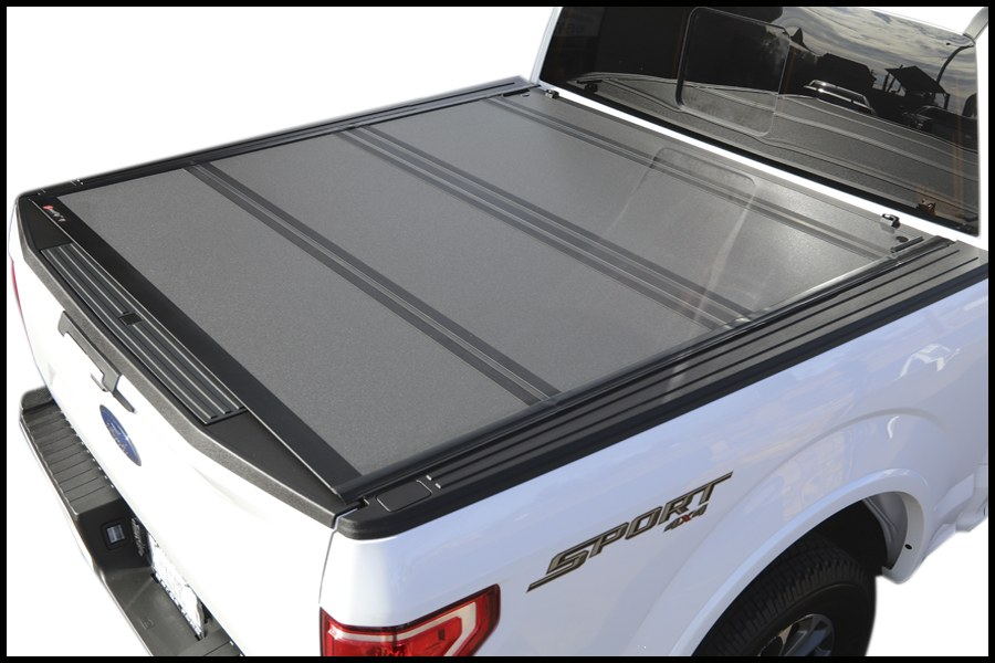 Ford F150 Hard Bed Cover >> 2015 18 Ford F150 Short Bed 5 6 Mx4