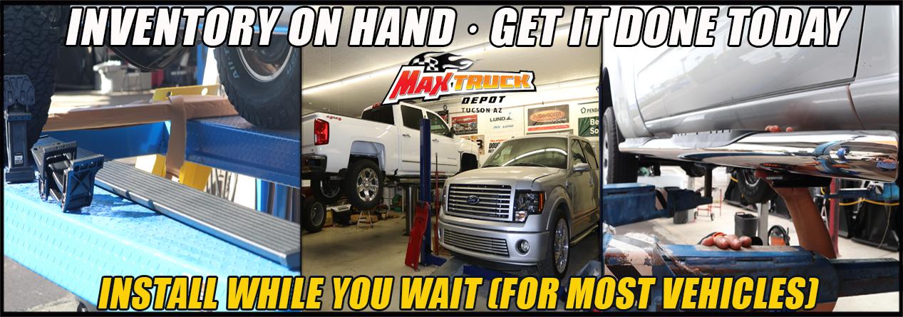 max truck plus