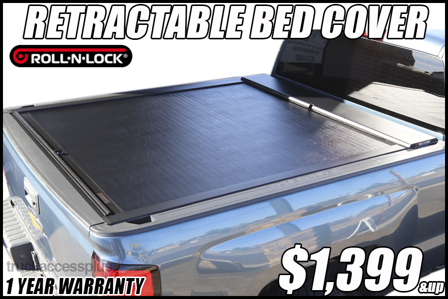 roll n lock truck bed cover in tucson