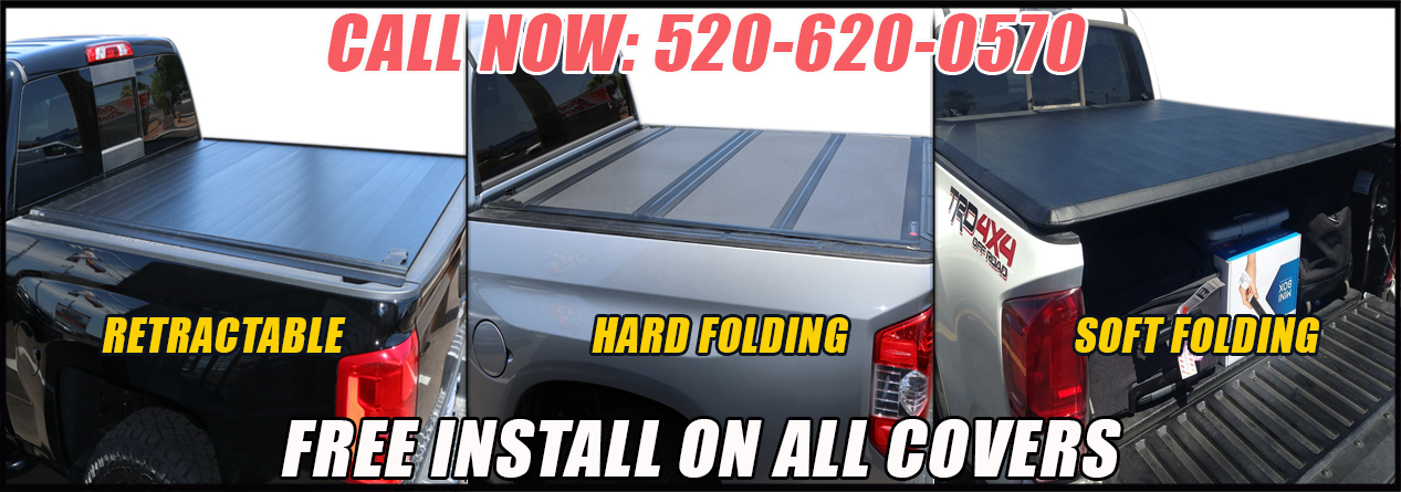 truck bed cover in tucson arizona
