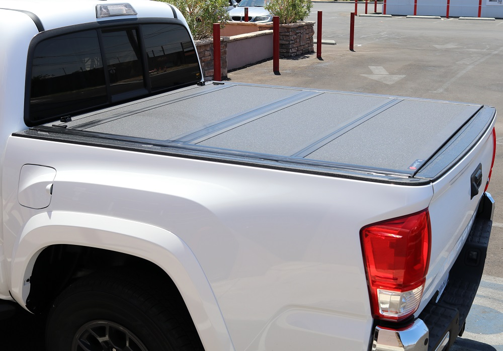 2018 Tacoma Hard Truck Bed Covers Max Truck Plus