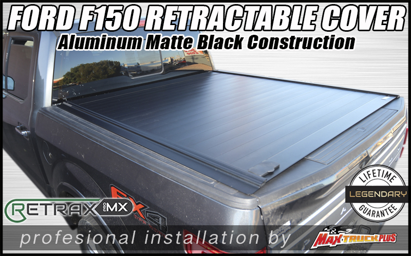 ford f150 retraxpro mx truck bed cover in tucson az