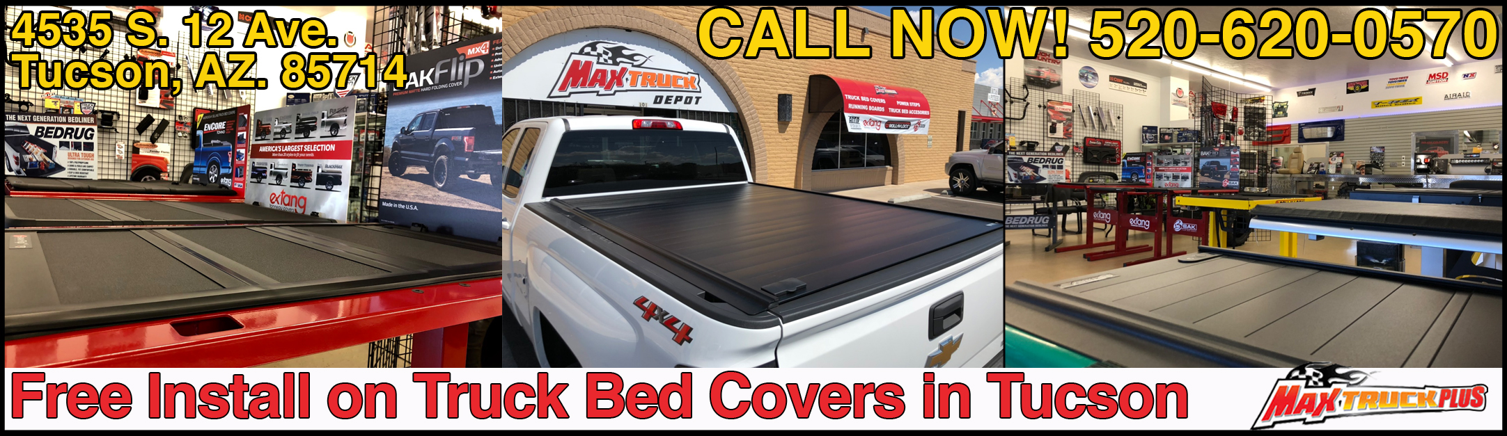 truck bed covers in tucson arizona 85714