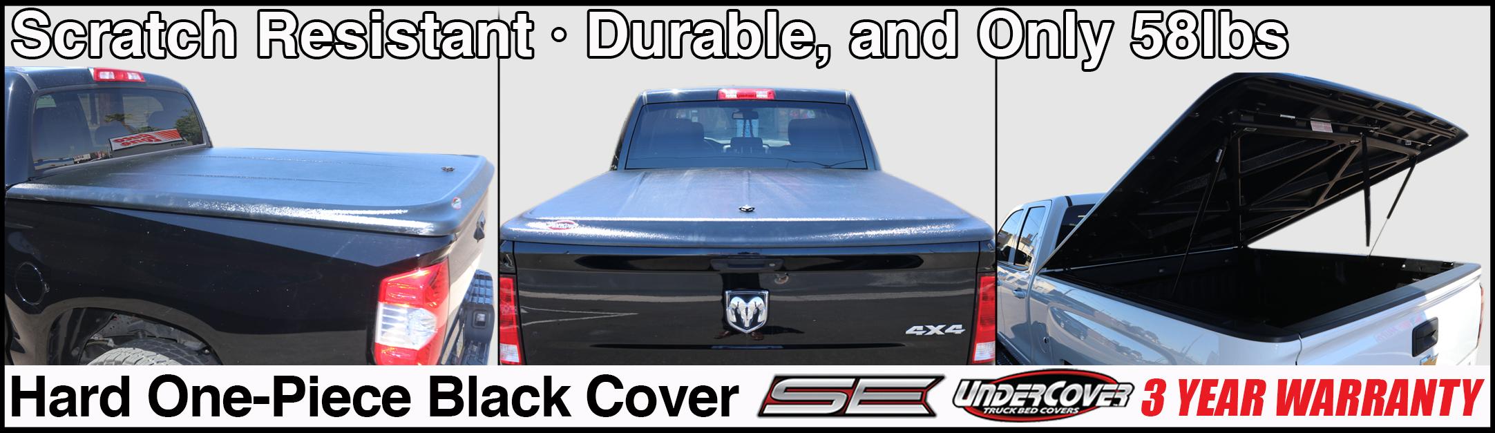 undercover se black tonneau cover in tucson az