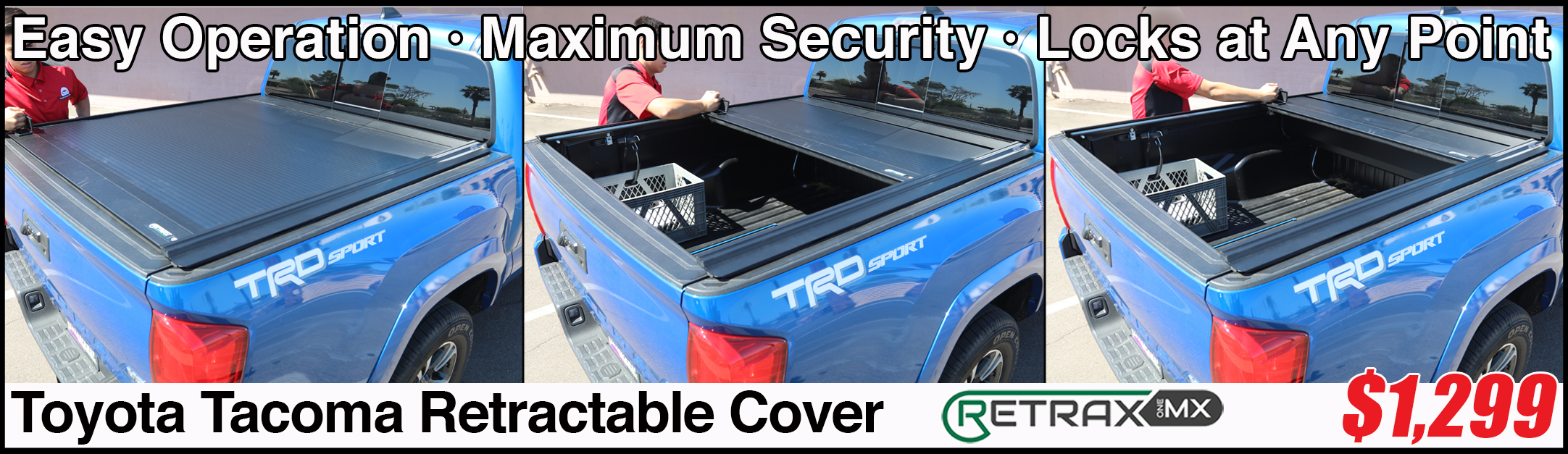 tacoma truck bed covers in tucson arizona