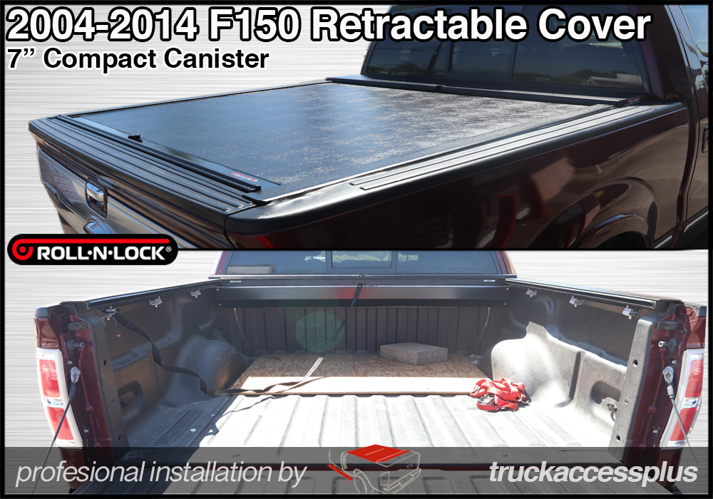 roll n lock m series ford f150 tonneau covers lg101m