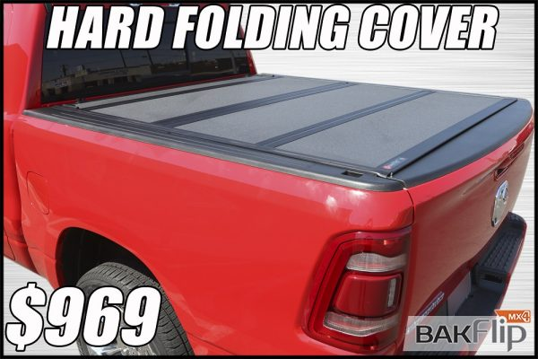 bakflip mx4 hard tonneau cover in tucson