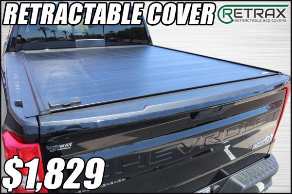 retraxpro mx tonneau cover in tucson arizona