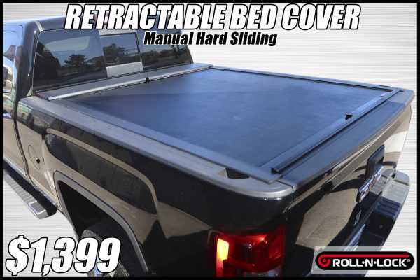 ROLL N LOCK RETRACTABLE TONNEAU COVER IN TUCSON ARIZONA